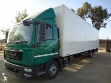 -24h 16 Camión furgón MAN TGL 12.250 2011 230 000 km4x2 - Euro 5 - 250 CV hace 2