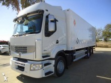 -24h 16 Camión furgón Renault Premium 460 2011 498 000 km6x2 - Euro 5 - 460 CV h
