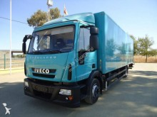 -24h 16 Camión furgón Iveco Eurocargo 120E25 2010 143 852 km4x2 - Euro 5 - 186 C