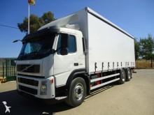 -24h 16 Camión lona corredera (tautliner) Volvo FM 380 2006 560 000 km6x2 - Euro
