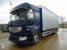 -24h 16 Camión lona corredera (tautliner) Renault Premium 430 2010 436 900 km6x2