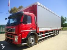 -24h 16 Camión lona corredera (tautliner) Volvo FM 380 2007 562 000 km6x2 - Euro