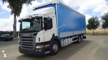 -24h 8 Camión lona corredera (tautliner) Scania P 320 2008 247 097 km6x2 - Euro