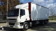 -24h 8 Camión lona corredera (tautliner) DAF CF75 360 2010 247 097 km6x2 - Euro