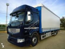 -24h 16 Camión lona corredera (tautliner) Renault Premium 430 2010 439 000 km6x2