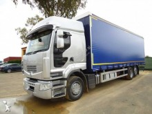 -24h 13 Camión lona corredera (tautliner) Renault Premium 460 DXI 2011 360 000 k