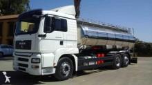 -24h 9 Camión cisterna MAN TGS 26.400 2009 436 000 km6x2 - Euro 4 - 400 CV hace