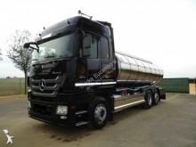 -24h 16 Camión cisterna Mercedes Actros 2541 2009 390 000 km6x2 - Euro 5 - 410 C