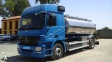 -24h 9 Camión cisterna Mercedes Actros 1824 2010 490 000 km4x2 - Euro 5 - 250 CV