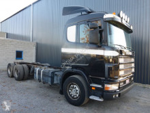 камион Scania 124 400 10 roues/tyres