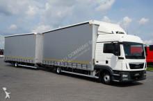 camião MAN TGL / 12.250 / E 6 / ZESTAW PRZEJAZDOWY 120 M3