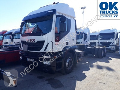 Camion Iveco AT260S42 (Klima Luftfed. ZV Standhzg.)