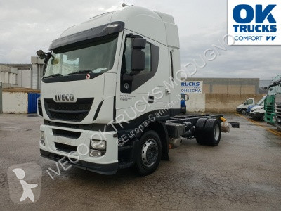 Camion Iveco AS260S46PY/PS (Euro5 Klima Luftfed. ZV)