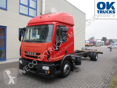 Camion Iveco ML 120E22/P (Euro5 Klima Luftfed.)