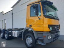 camion Mercedes Actros 2632 K/6x4 Fahrgestell 2632 K/6x4, Fgst. 5.400 mm Aufbaulänge