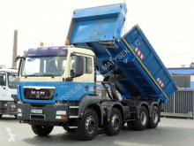 camion MAN TGS 35.400 / 8X4 / 2 SIDED TIPPER / TAIL LIFT /