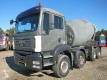 camion calcestruzzo rotore / Mescolatore MAN