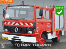 Renault S130 Manual Steelsuspension Firetruck truck