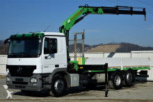 camion Mercedes Actros 2532 Pritsche 7,00m+ Kran*Topzustand!