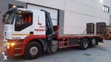 ciężarówka do transportu sprzętów ciężkich Iveco