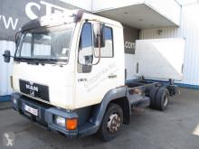 ciężarówka chłodnia z regulowaną temperaturą MAN