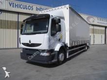 -24h 6 Camión lona corredera (tautliner) Renault Midlum 280.18 DXI 2009 193 000