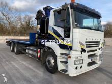 Iveco Stralis heavy equipment transport
