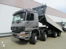 camião tri-basculante Mercedes