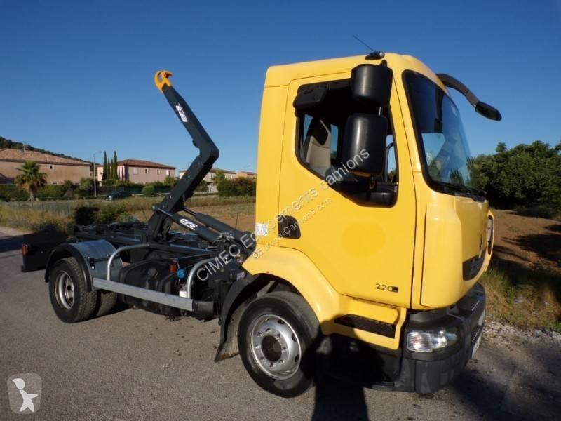 Se fotoene Lastbil Renault