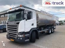 tweedehands vrachtwagen tank levensmiddelen