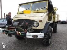 грузовик Unimog