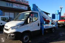 Iveco Daily Socage Serie E forste 23 T-E truck