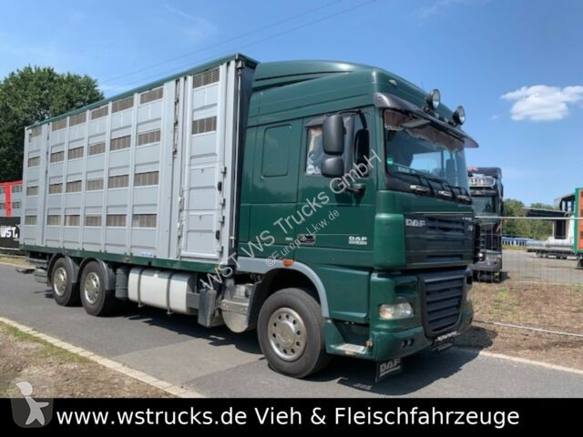 Camion DAF XF105/410 Spacecup Menke 4 Stock