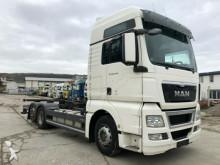 camião MAN TGX 26.440 XXL 6x2 EUR 5 Schaltung Navi Retarder