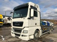camião MAN TGX 26.440 XXL 6x2 EUR 5 EEV Schaltung Navi
