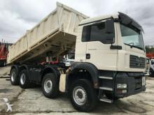 camião MAN TGA 37.440 Bordmatik 8x4 Blatt Blatt KM 288261