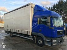 ciężarówka MAN 12.250 Gr. Haus Hochdach LBW Lange 7.20m