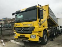 Mercedes 2655 6x4 Kipper Asphaltmulde Birne Wechselsyste truck