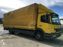 camion Mercedes 1218 Pr/Plane LBW Euro 5 Klima 8.0 meter Lange