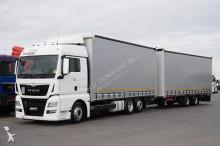 camion MAN TGX / 26.480 / XLX / E 6 / ZESTAW PRZEJAZDOWY 120
