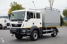 MAN TGM / 13.250 / 4 X 4 / EURO 6 / DOKA / 7 OSÓB truck