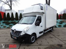 camion Renault MASTERKONTENER CHŁODNIA -10*C, FUNKCJA GRZANIA, WEBASTO TEMPOMA