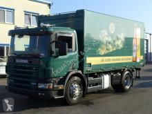 camion plateau brasseur Scania