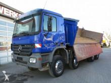camion Mercedes Actros 4146 K 8x6 4-Achs Kipper Bordmatik