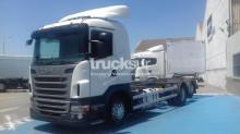 camion BDF Scania