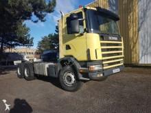 camion Scania C 124C420