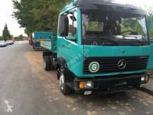 Mercedes 814 Kipper Doka 6-Sitzer 190tkm 1-Hand truck