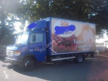 Mercedes 813 ISO-Koffer mit LBW Euro:4 truck