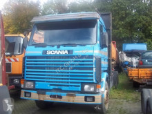 camion Scania 144-530 Fahrgestell 6x4