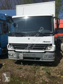 camion Mercedes 822 Koffer LBW AHK Euro:5